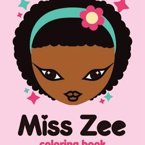 misszeecoloringbook